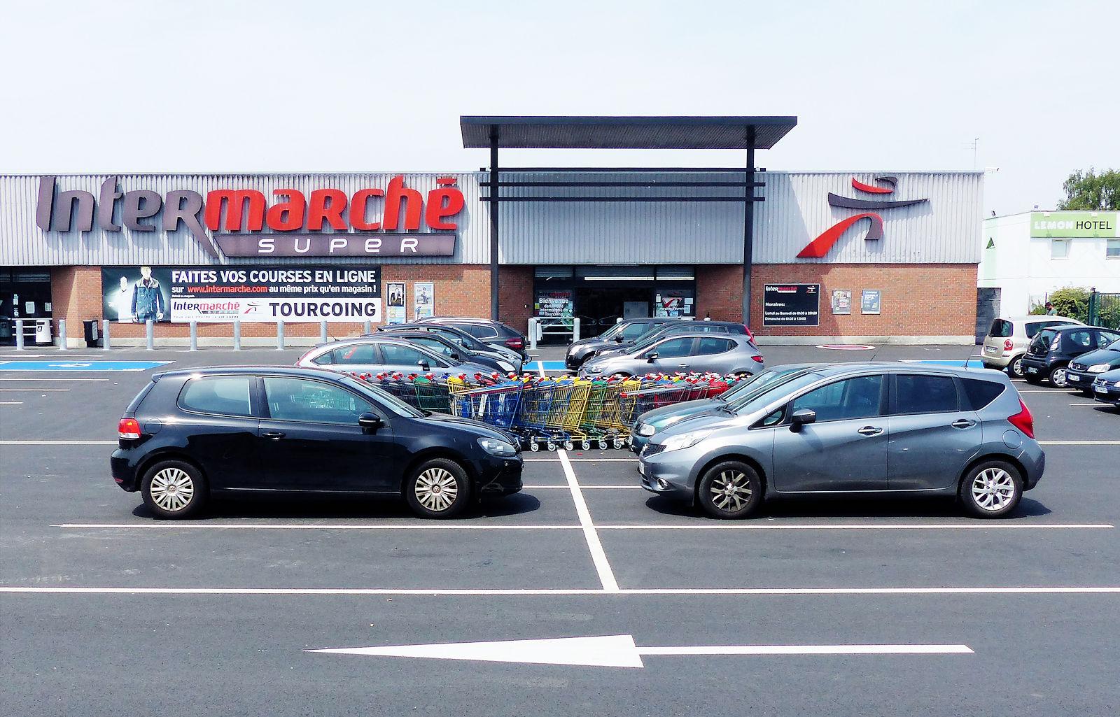 Intermarché Super et Drive - 185 rue du Touquet, Tourcoing