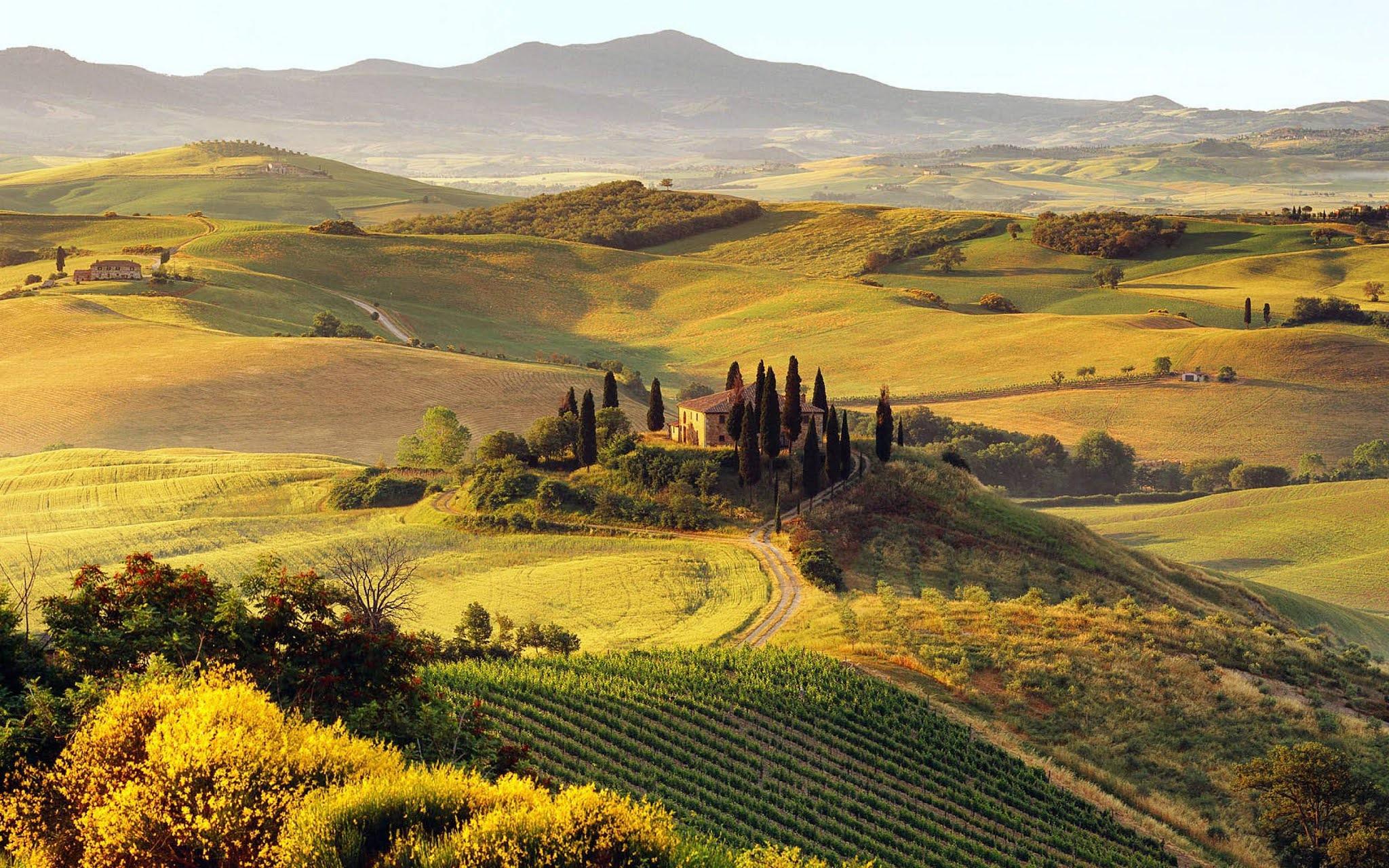Florence & Tuscany Italy