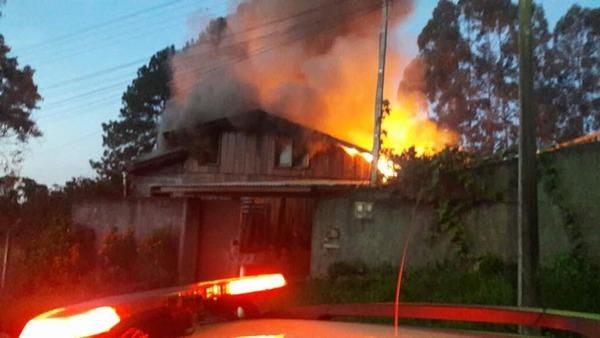 Corpo de vítima de incêndio está há mais de três meses no IML de Porto União