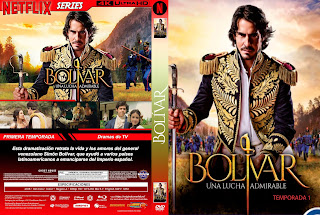 BOLIVAR – 2019 [COVER – DVD – SERIES]