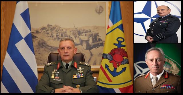 Αρχηγός ΓΕΕΘΑ σε ΝΑΤΟ: Κίνδυνος ατυχήματος από τις τουρκικές προκλήσεις