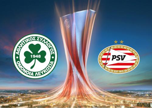 Omonia Nicosia vs PSV -Highlights 29 October 2020