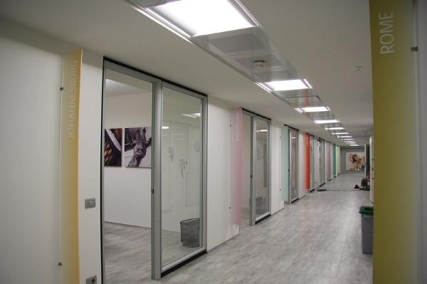 pavimento sopraelevato-uffici