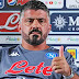 Sassuolo-Napoli: convocati di Gattuso