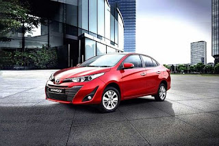 TOYOTA YARIS new enhanced version Specification and Price