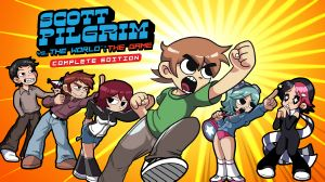 Scott Pilgrim vs The World The Game Complete Edition