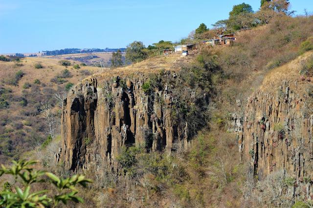 Howick Falls in #KwaZuluNatal #SA #PhotoYatra #TheLifesWayCaptures