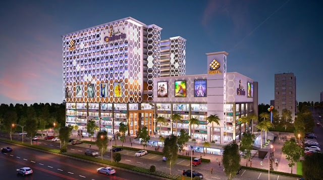 Impressive return on investment at Ithums Galleria Noida