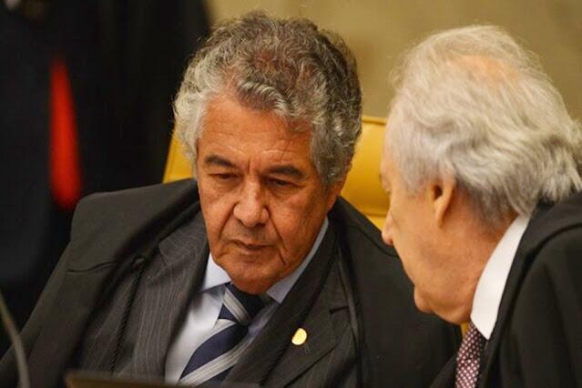 Publicado decreto que concede aposentadoria ao ministro Marco Aurélio Mello