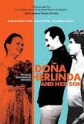 Doña Herlina y su hijo