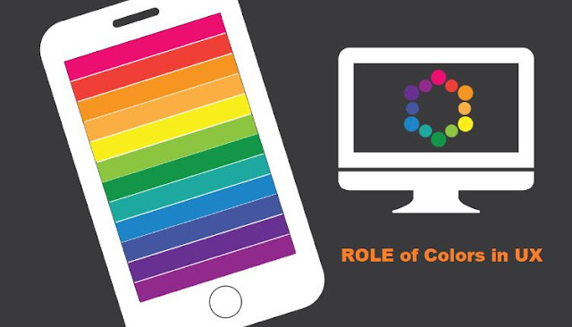 role of colors in ux website user experience