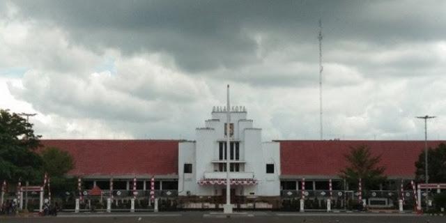 Sekda dan 4 Pejabat Positif Corona, Perkantoran Pemkot Banjarbaru Ditutup