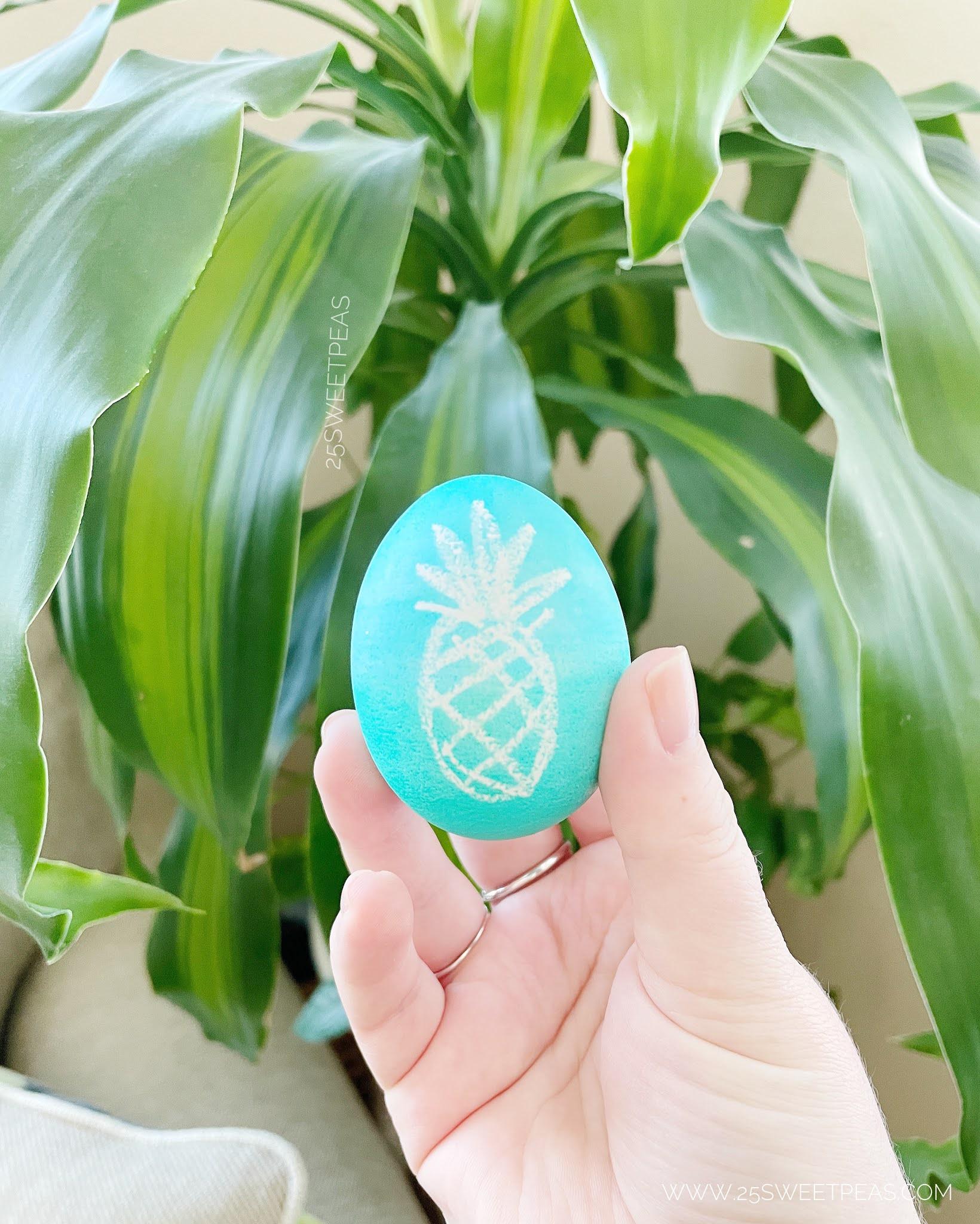 25 Sweetpeas Easter