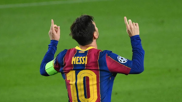 Regresó Champions League Barcelona