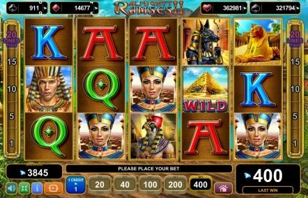 Joaca acum Almighty Ramses II online
