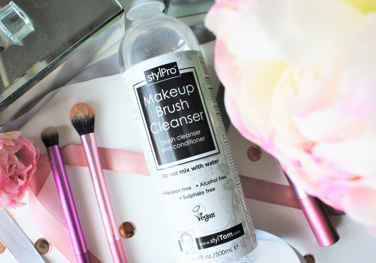 STYLPRO makeup brush cleanser review