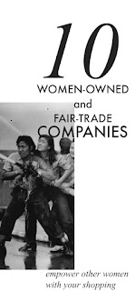 10 fair-trade and women-owned clothing companies