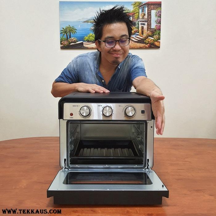 Innofood Air Fryer Oven Double Glass Door