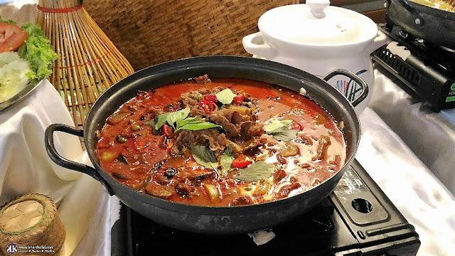 Ramadan Buffet Streat Thai,