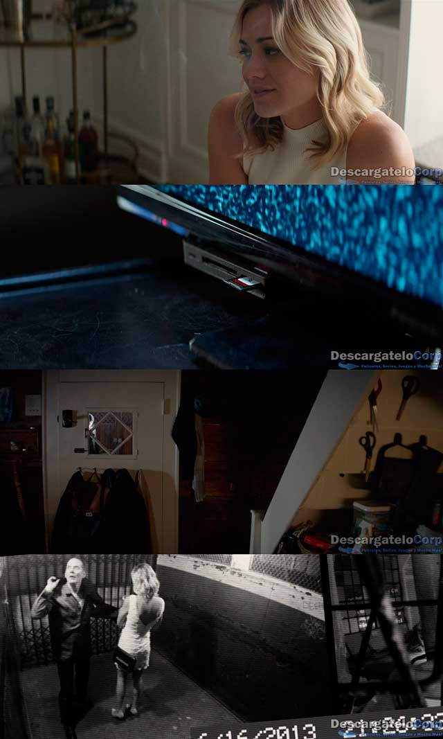 Manhattan en la Oscuridad (2016) HD 720p Latino
