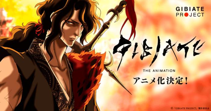 Gibiate anime - Yoshitaka Amano