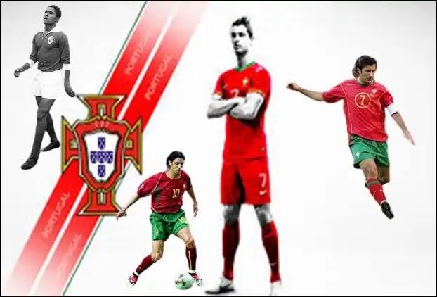 اساطير منتخب البرتغال