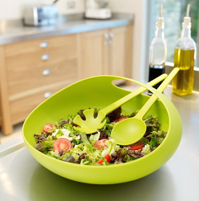 Cool Salad Bowls and Creative Salad Server Designs (15) 9