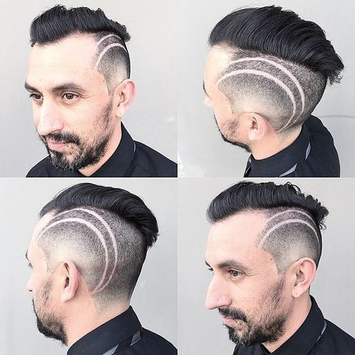Mytattooland.com: Hair tattoos for men