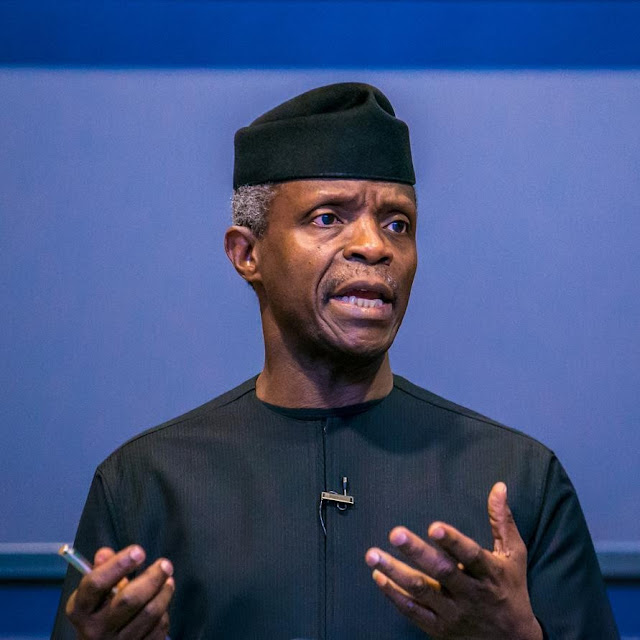 Awolowo's Grandson, Ajimobi's Daughter Among The Sacked Osinbajo's 35 Aides [See Full List]