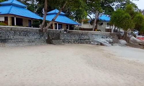 wisata pantai pulau bangka tanjung pesona