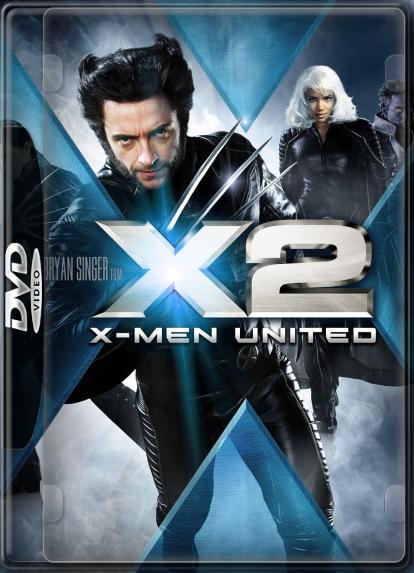 Pelicula X-MEN 2 (2003) DVD5 LATINO/INGLES Online imagen