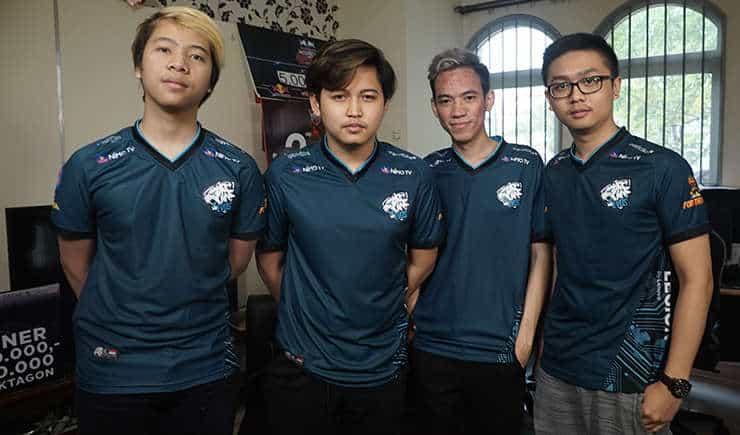 5 Tim Esport PUBG Mobile Indonesia Terbaik 2019 3