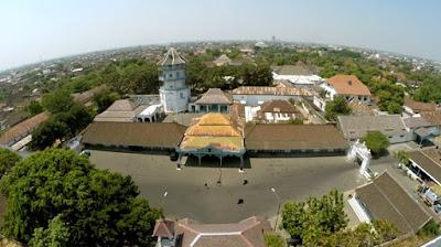tempat wisata sejarah keraton surakarta