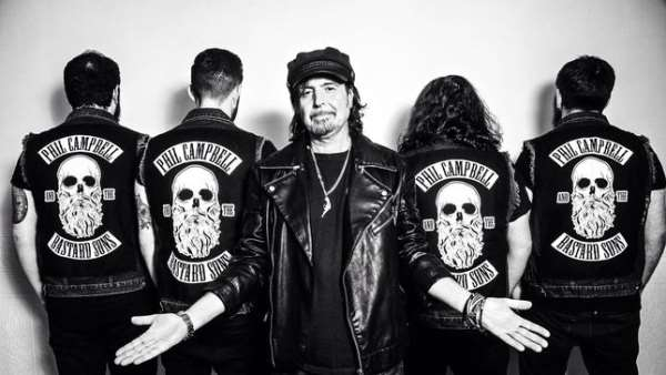PHIL CAMPBELL AND THE BASTARD SONS: Οι λεπτομέρειες του επερχόμενου πρώτου τους album