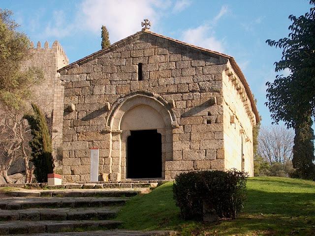 Capela de São Miguel do Castelo