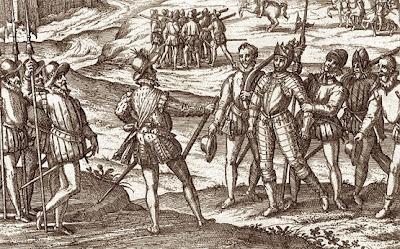 Tercera guerra civil entre el primer Virrey y el pacificador Pedro de la Gasca