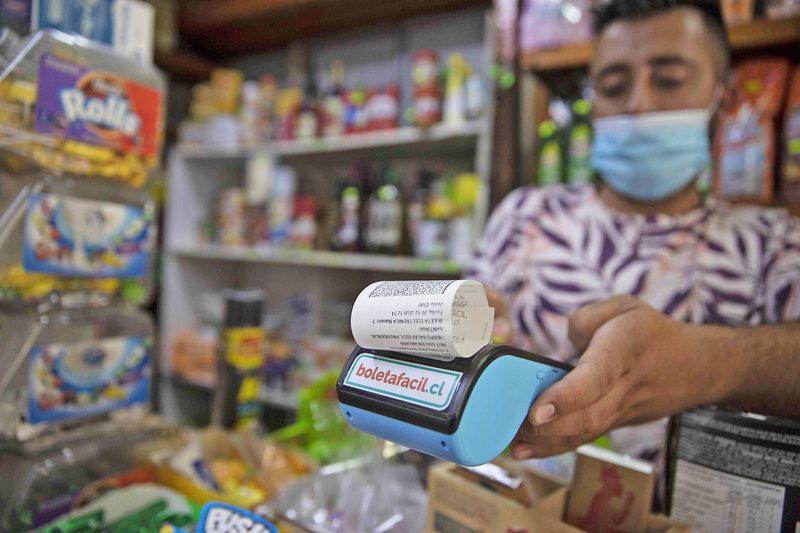 Nueva boleta electrónica dice cuánto IVA se pagó por la compra
