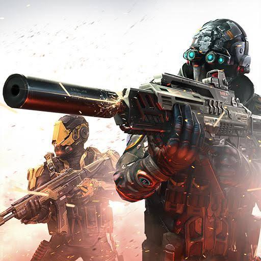Modern Combat 5: FPS eSports v4.4.3j Apk Mod [God Mode]