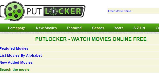 watch free putlocker movies