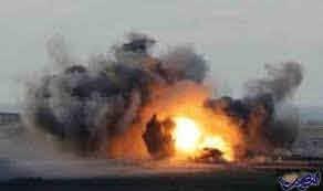 إنفجارات تهز مدينة أبين جنوبي اليمن