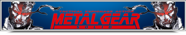 Descargar Gratis Metal Gear Solid: Integral PC Ingles Windows 7 / 8 MEGA Shared