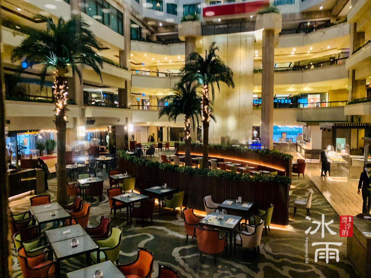福華大飯店|早餐