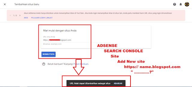 Langkah Cara Mendaftarkan Adsense Blog
