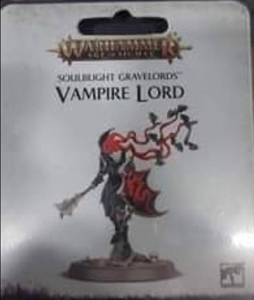 Señor Vampiro Soulblight Gravelords