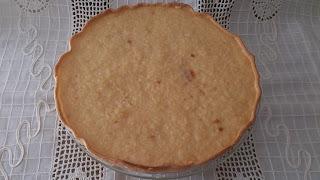 Rijsttaartje. Pastel de arroz belga. Arroz con leche. Receta de horno. Postre Cuca