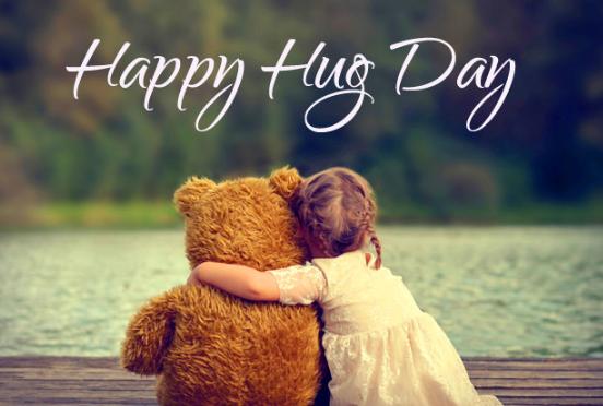 hug day clipart