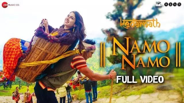 Namo Namo Lyrics -Kedarnath -Dev Negi -SignatureLyrics