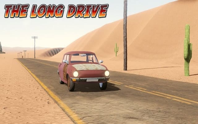 تحميل لعبة The Long Drive