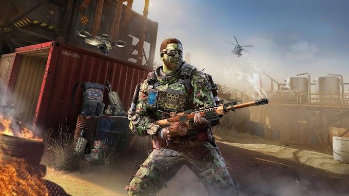 Papel de Parede Celular Call of Duty Mobile Season 6