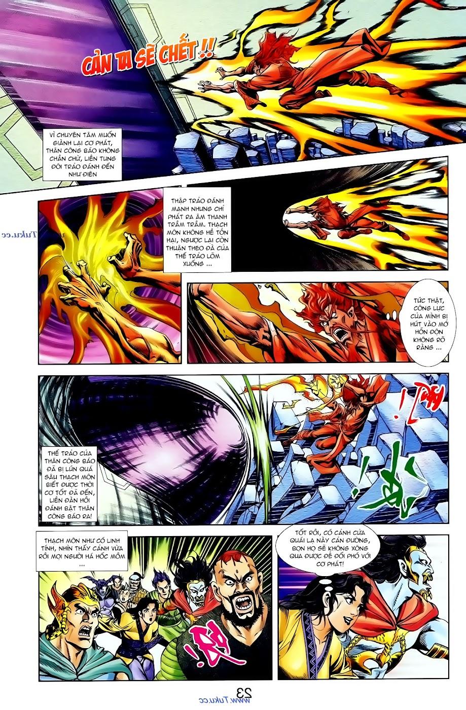 Cơ Phát Khai Chu Bản chapter 99 trang 17